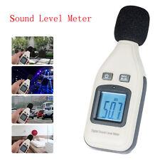 LCD  RZ1351 digital sonómetro volumen sónico medidor de nivel sonoro noise meter