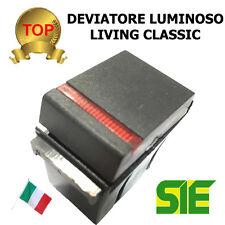 Bticino Deviatore luminoso LIVING CLASSIC 16A