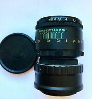 Helios-44-2 58mm f./ 2 Helios 44-2 M42 Lens + Sony E NEX for E-mount cameras f/2