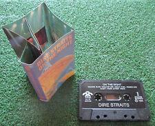 "DIRE STRAITS ""On The Night"" SCARCE 1993 CASSETTE Venezuela ON RODVEN LABEL NO LP"