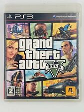 New listing Grand Theft Auto V PlayStation 3 Ps3 Japan Import Us Seller
