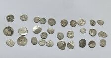 LOT OF 30 OTTOMAN EMPIRE SILVER COINS 1500-1800 AD