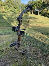 """Mathews SQ2 Solo Cam Compound Bow. 28"""" Draw. 60-70# Weight."""