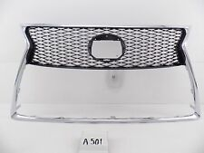 OEM USED NICE GRILLE GRILL WITH TRIM LEXUS LS460 LS600h 13-17 NICE F-SPORT