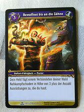 Armado furor World of Warcraft tradingcard Blizzard Entertainment TCG Wow
