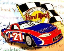 Hard Rock Cafe Philadelphia Pinapolooza 2004 RaceCar Pin HRC LE NEW Pin # 25069
