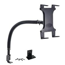 TAB-FSM: ARKON Seat Rail Floor Mount with 18 inch Gooseneck for Tablet PC, iPad