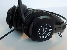 HyperX Cloud Revolver (7.1) Over Ear Gaming Headset - Black Works on Everything!
