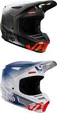 2020 Fox Racing V2 BNKZ Helmet - Motocross Dirtbike Offroad Adult