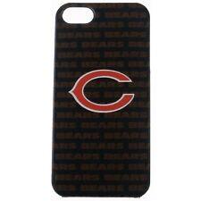 Chicago Bears Apple iPhone 5 5S SE NFL Slim Case Plastic Back Hard Snap Cover