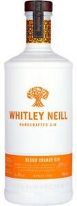 Whitley Neill Blood Orange Gin 700mL Bottle
