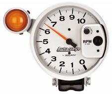 "auto meter 233911  auto gauge 10,000 rpm monster 5"" shift light tachometer new"