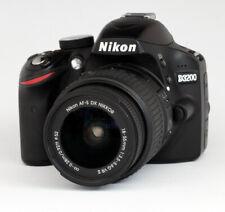 Nikon d3200 KIT 18-55mm VR II 1a condizione