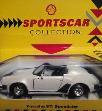 Shell Porsche 911 speedster white