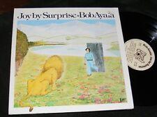 JOY BY SURPRISE Bob Ayala CHRISTIAN Private Lp Rarity Narnia ASLAN Cover Gatfold