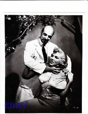 Jackie Coogan chokes Mary Hill Photo from Original Negative Mesa Of Lost Women