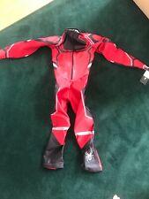 Spyder Performance GS Padded Race Suit FIS Legal Size MEDIUM