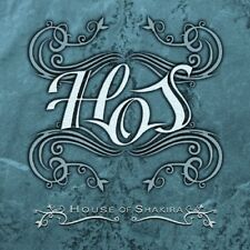 HOUSE OF SHAKIRA - HOS  CD NEW+