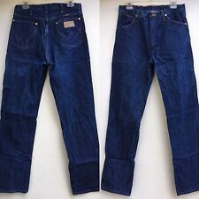 "Wrangler Jeans Made In USA Size 34 (measures 33"") X 34 (measures 35"")"