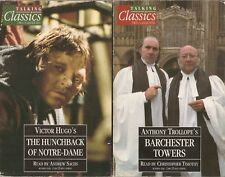 Barchester Towers Hunchback Notre-Dame Madame Bovary Call Of The Wild - 8 Tapes