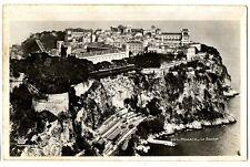 CPSM 06 Alpes-Maritimes Monaco Le Rocher carte photo