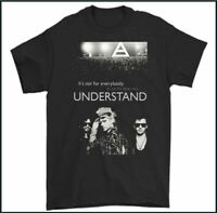 30 SECONDS TO MARS T-SHIRT Mens Unisex TEE TOP Jared Leto Rock Music Band Guitar