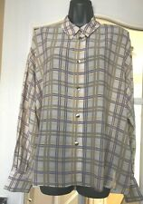Marks and Spencer Autograph Checked Blouse - Size 18 - BNWT rrp £39.50