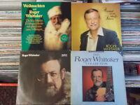 ROGER WHITTAKER SCHALLPLATTEN UND CD PAKET: 33 STÜCK/STIMME DES HERZENS HITS ++