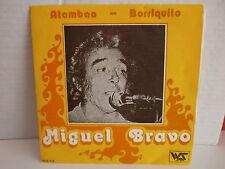 MIGUEL BRAVO Atambao / borriquito 1277S2 Dédicacé