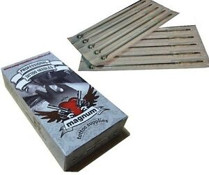 MTS Professional Tattoo Needles - 25 x 7RL Round Liner - High quality
