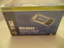 New and Sealed Linksys WPC11 v.4 Wireless-B Notebook Adapter WPC11 v.4