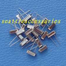 15 pcs 27MHz 27.000MHz 27M HZ Crystal Oscillator HC-49S