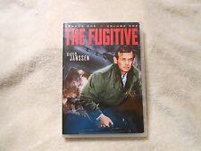 The Fugitive - Season One, Volume One (DVD, 2007, 4-Disc)**LIKE NEW** *GENUINE*