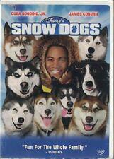 Snow Dogs DVD, 2002 Disney Family Film Cuba Gooding Jr