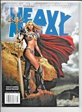 Heavy Metal Magazine Vol 32 #1 March 2008 Vallejo Winheld Bell FN+ 1977 Series