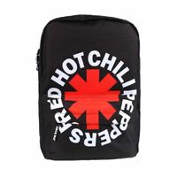 Red Hot Chili Peppers Asterix Logo Laptop Backpack - School Uni Bag