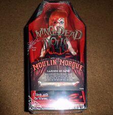 LIVING DEAD DOLLS Series 33 Le Moulin Morgue LARMES DE SANG by Mezco - In Hand!!