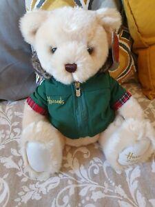 BNWT 2020 Harrods Bear Nicholas