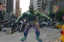 "GAMMA SMASH HULK 3.75"" - Marvel's The Avengers Movie Figure 2012"