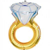 Diamond Ring Balloon - SALE PRICE - Wedding - Engagement - Party