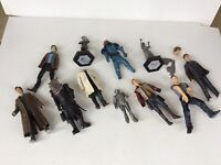 DOCTOR WHO Figure PARTS LOT, Character Options