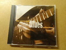 CD / THE ESSENTIAL BLUES COLLECTION (SEATSNIFFERS, CANNED HEAT, PALADINS, ..)
