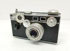Argus Vintage C3 Brick Rangefinder Camera 3.5 50mm Cintar Coated Lens c 1948