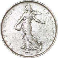 U2208 5 Francs Semeuse 1967 Argent Silver SUP -> Faire offre