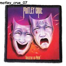 MOTLEY CRUE  Patch  4x4 inche (10x10 cm) new