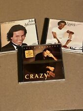 Julio Iglesias 3 CD's - Bundle