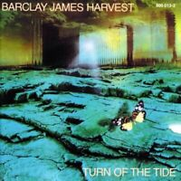 Turn on the Tide - Barclay James Harvest Brand New and Sealed Music Audio CD