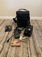 Panasonic Palmcorder PV-18Mini DV Camcorder w/ all accessories And Bag