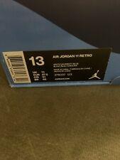 Air Jordan 11 Space Jam Retro 2016 Size 13 With Original Box
