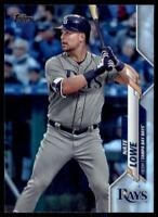 2020 Topps Series 2 Base Rainbow Foil #627 Eric Hosmer - San Diego Padres